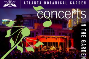 Atlanta Botanical Gardens Concert Series On Sale Now!!