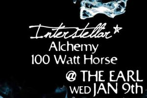 5GB With Interstellar; Playing The Earl, Jan. 9th