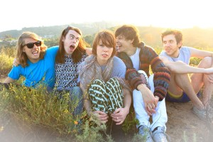 5GB With Grouplove; Playing The Masquerade Oct. 13