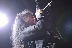 Picture Book: Testament, Anthrax at The Tabernacle, February 2
