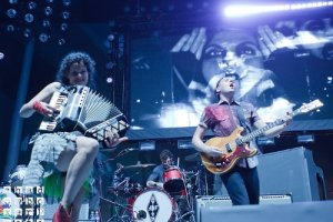 Picture Book: Arcade Fire at Verizon Wireless Amphitheater, August 11