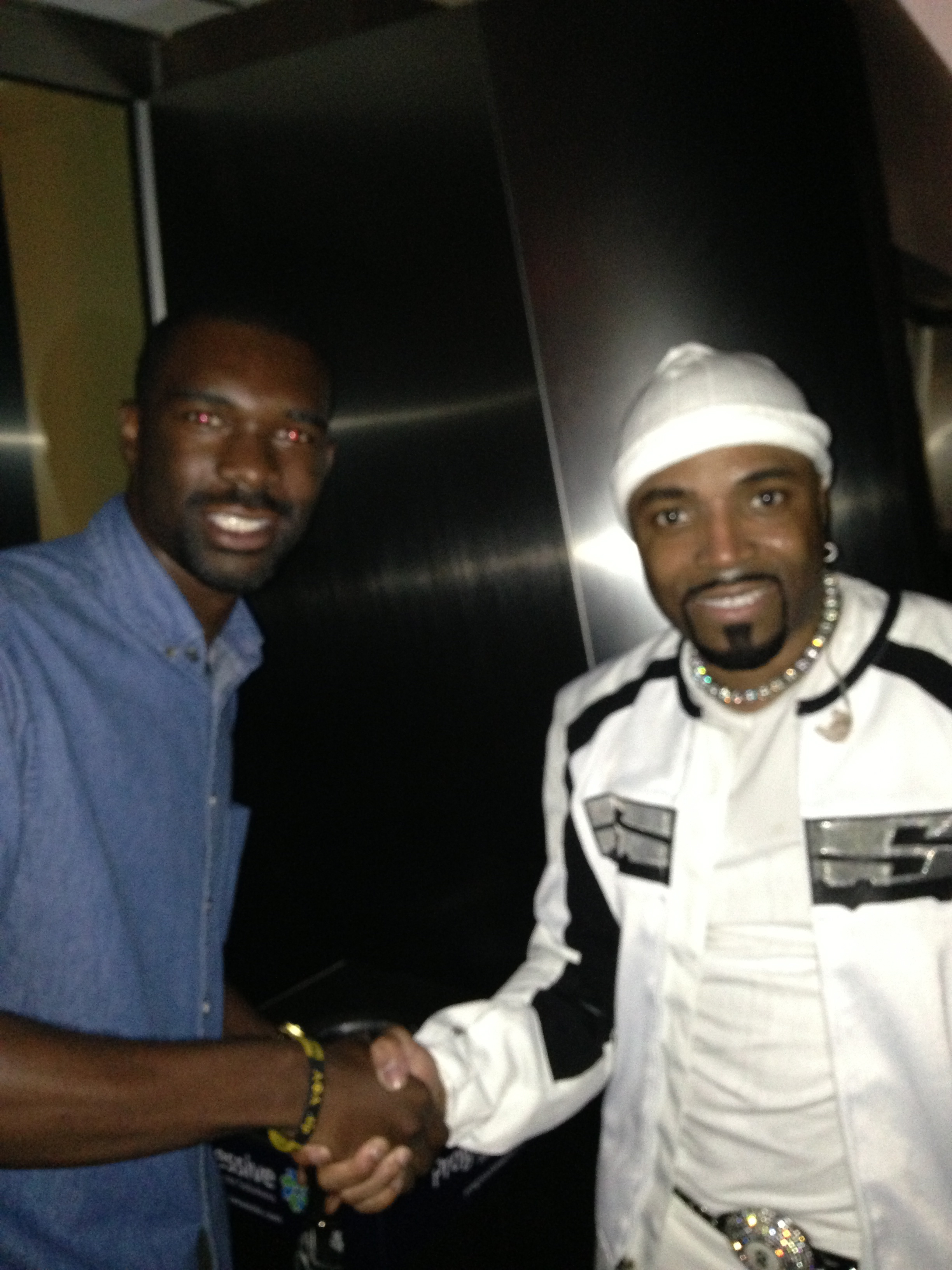 Ball and Teddy Riley