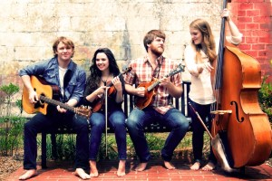 Interview: The Barefoot Movement @ Eddie's Attic 1/5