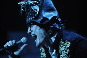 CD Review: Adam Ant – Adam Ant Is The Blueblack Hussar in Marrying the Gunner's Daughter