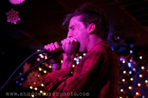 Picture Book: Bradford Cox, Mood Rings, Cole Alexander (of Black Lips) at Star Bar, December 22