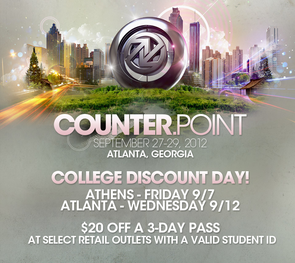 CollegeDiscountDay