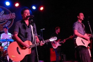 Q&A: Love and Theft @ Brewhouse Music & Grill, Mar. 29