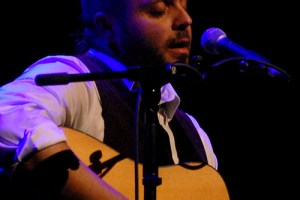 Picture Book & Live Review: Justin Furstenfeld @ Center Stage 5/14