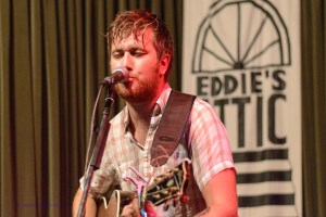 Picture Book & Live Review: Bobby Long @ Eddie's Attic