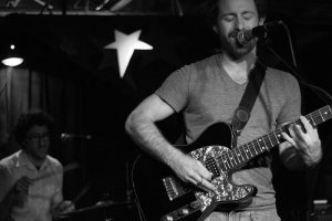 Picture Book: Dave Daniels and the PTA, Lauris Vidal, Andy Shauf at The Drunken Unicorn, September 8