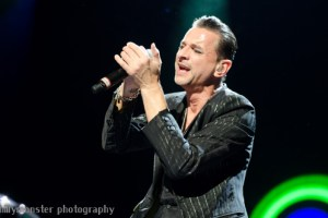 Picture Book: Depeche Mode with Bat For Lashes @ Lakewood Amphitheatre