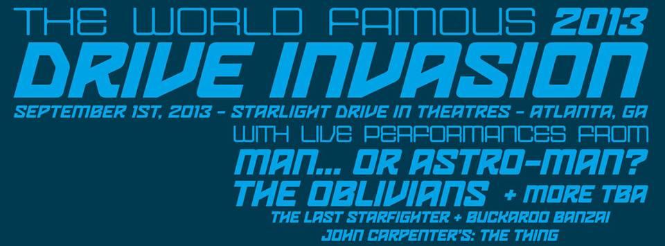 Drive Invasion