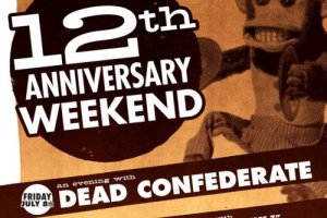 Celebrate The EARL's 12th Anniversary with Dead Confederate, Noot D'Noot and More!