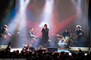 Echo and the Bunnymen with Ester Drang at the Variety Playhouse 10/18/16