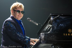 Picture Book: Elton John @ Philips Arena November 16