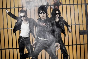 Interview: Guitar Wolf @ The Drunken Unicorn 10/19