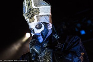 Photobook: Ghost @ The Tabernacle 10/9/15