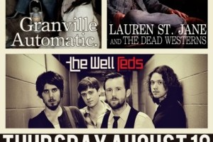 Q&A With Granville Automatic & The Well Reds; Playing The Buckhead Theatre, August 18