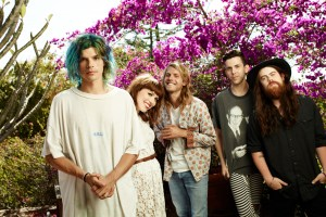 Interview: Grouplove @ Manchester Orchestra's The Stuffing 11/27
