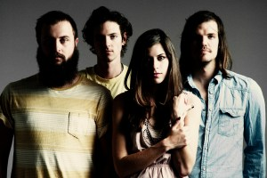 Interview: Houndmouth- Playing @ The Earl September 27th (TONIGHT)