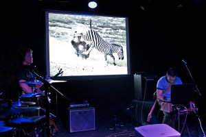 Picture Book and Live Review: Zammuto @ The Earl – 9/10/12