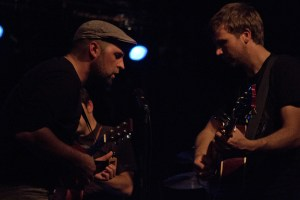 Picture Book and Review: Bell X1 @ Smith's Olde Bar – 10/6/2012