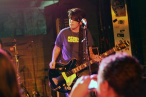 Picture Book: Girl In A Coma, The Coathangers at Masquerade, November 7