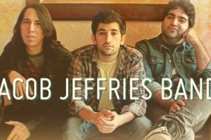 5GB Interview with Jacob Jeffries Band, playing @ Eddie's Attic Thursday, November 29th