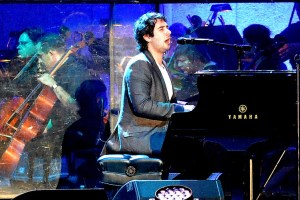 Picture Book: Josh Groban @ Chastain Park Amphitheater