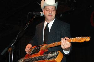 Show Preview: Junior Brown for Amplify Atlanta's Benefit Concert @ Variety Playhouse 10/24