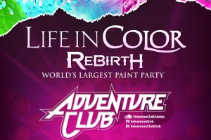Just Announced: Life in Color, Fifth Third Bank Stadium at Kennesaw State 9/6