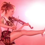 Lindsey Stirling at Cobb Energy Centre 10/26/16