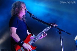 Picture Book: Megadeth at The Arena at Gwinnett Center, October 1