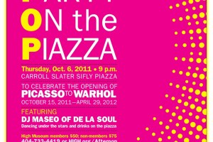 Picasso To Warhol Exhibit And After Party!