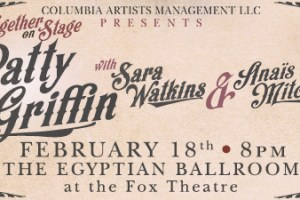 Win Tickets to an Evening at The Fox With Patty Griffin and Co.!