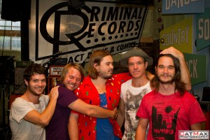 Picture Book: Ponderosa plays Criminal Records In-Store, August 4