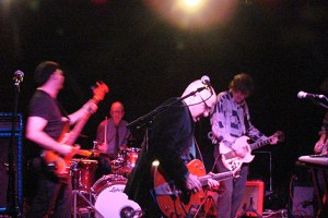 Live Review and Picture Book: Rain Parade @ The Earl 1/19