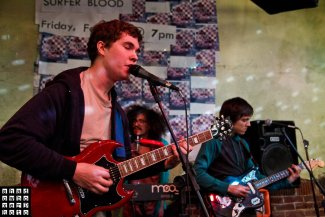 Surfer Blood at Criminal Records