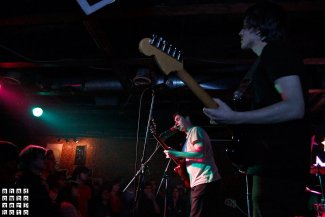 Surfer Blood at Drunken Unicorn