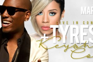 Enter to win tickets to see Tyrese and Keyshia Cole at The Fabulous Fox!