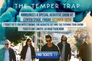 AMG Weekend Picks: The Temper Trap, John Prine, The Lumineers, Rufus Wainwright, The Black Lillies & More!