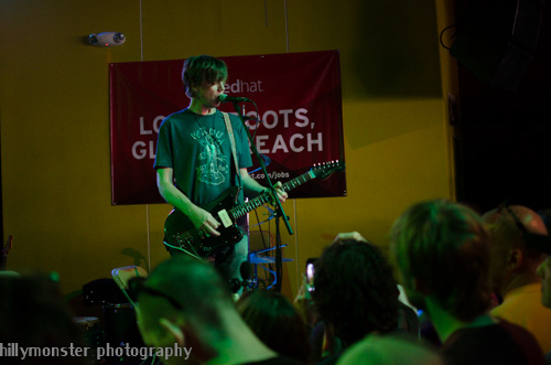 Thurston Moore and John Moloney (8)