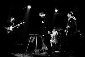 Picture Book: Thee Oh Sees, Total Control at The EARL, November 11