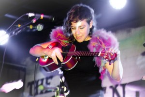 Picture Book: tUnE-yArDs at The Basement, October 4