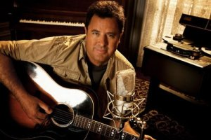 Q & A With Vince Gill; Playing Atlanta Botanical Garden, Friday June 22nd