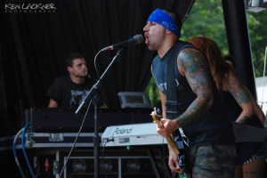Picture Book: Vans Warped Tour at Aaron's Amphitheater at Lakewood, August 1