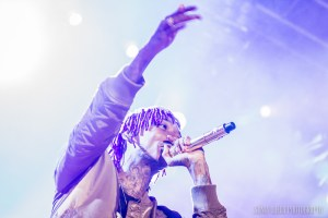 Photobook: Wiz Khalifa w/ Ty Dolla $ign & Lil Bibby at KSU Homecoming Concert on 10/11