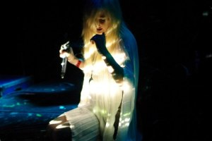 Picture Book: Zola Jesus at The EARL, October 27