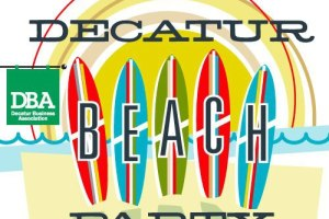 Exclusive AMG Offer: 2 for 1 Tickets to Decatur Beach Party, 6/14