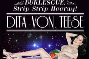 Win Tickets To Dita Von Teese at The Tabernacle!
